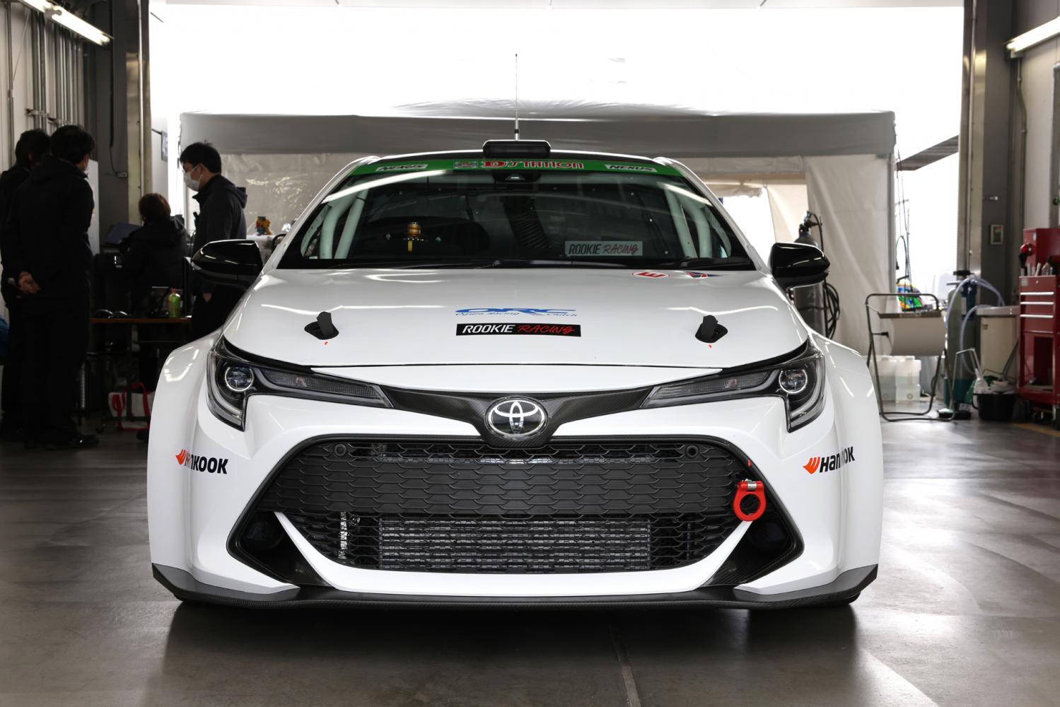 Toyota Accelerating Development of Hydrogen Engine Technologies Through Motorsports