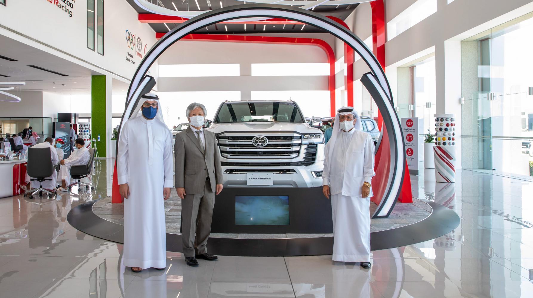 Ebrahim Khalil Kanoo Launches All-New Toyota Land Cruiser