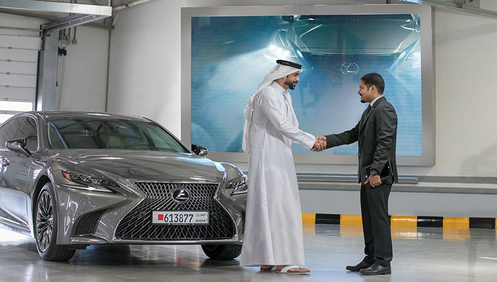 Lexus Bahrain launches exclusive Ramadan service offers