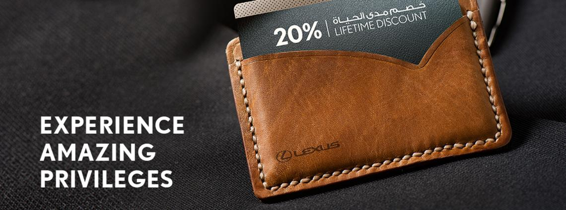 Lexus Bahrain Offers Exclusive Lifetime Service Discount