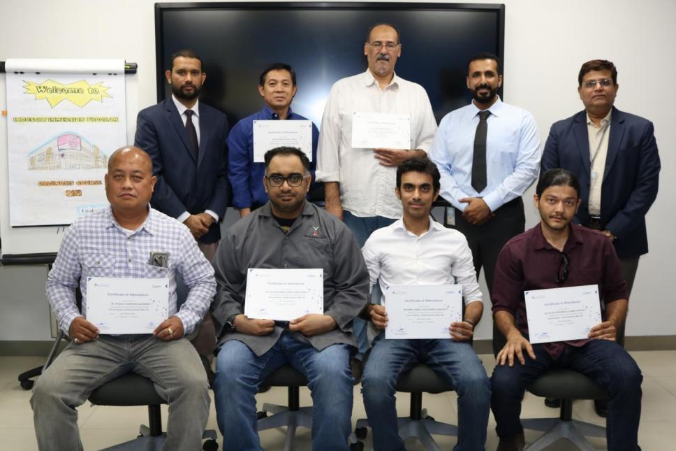 Ebrahim K. Kanoo Concludes 'Industry Immersion Program' for Teachers