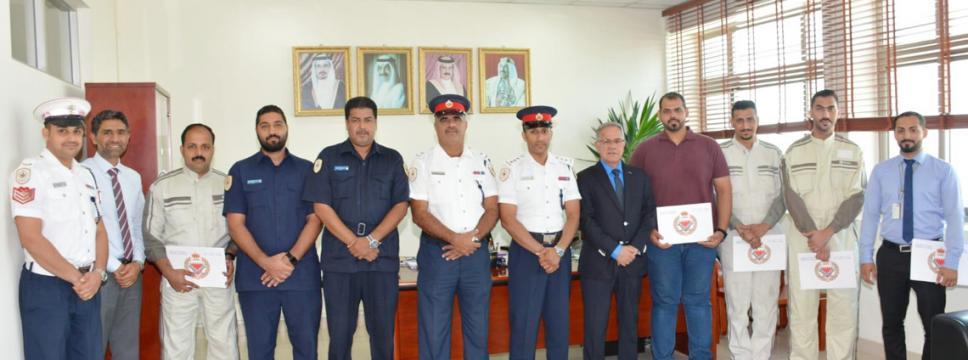 General Directorate of Traffic Certifies Toyota Technicians