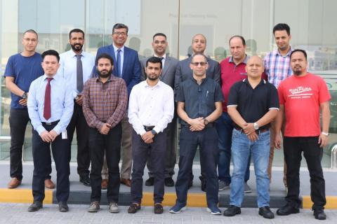 Ebrahim K. Kanoo Trains Ministry of Education Teachers