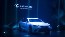 Ebrahim K. Kanoo launches flagship Lexus LS Flagship