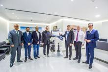 Ebrahim K. Kanoo & Michelin Celebrate 60 years of Partnership