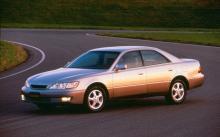 The Lexus ES – redefining 'Exciting'
