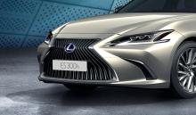 The new Lexus ES – Anticipate the Unexpected