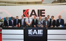 KAIE Signs Exclusive Deal with Butzbach