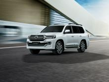 Land Cruiser – Grand Touring Edition now in Bahrain
