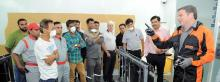 Kanoo Paint Centre Conducts DeVilbiss Refinishing Training Program