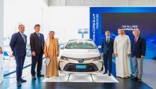 Ebrahim K. Kanoo launches all-new 2020 Toyota Corolla