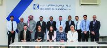 Ebrahim K. Kanoo Receives Second Batch of 'Tumooh' Students