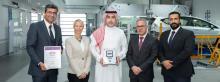 Ebrahim K. Kanoo Training Centre Receives International Accreditation