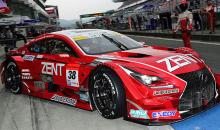 Lexus tastes success once again with second place finish for DENSO KOBELCO SARD Lexus RC F in round 4 of 2016 AUTOBACS SUPER GT series