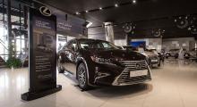 Lexus Bahrain takes luxury further this Ramadan
