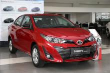 2018 Toyota Yaris Sets New Benchmark for Compact Sedans with New Stylish and Bold Look