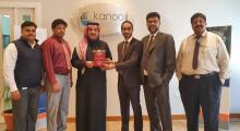 "Aruba Networks Awards Kanoo IT ""Top Enterprise Partner of the Year"""