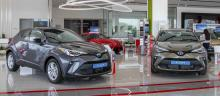Ebrahim K. Kanoo Launches Hybrid-Electric Toyota C-HR