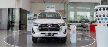 Ebrahim K. Kanoo Unveils the New Toyota Hilux